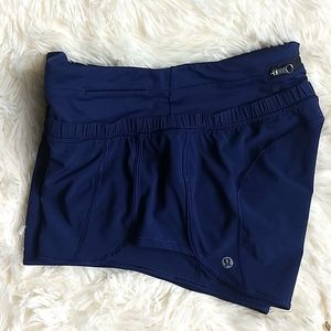 "💥💥RARE💥💥Lululemon NWOT 2.5"" Speed Short Sz 4"